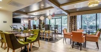 Comfort Inn Raleigh Midtown - ראליי - מסעדה