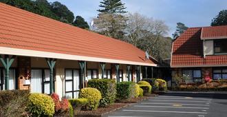 Tudor Court Motor Lodge - Auckland - Building