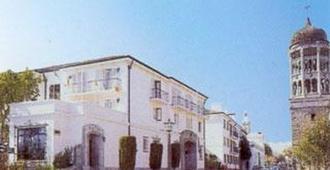 Hotel Francisco De Aguirre - La Serena - Edificio