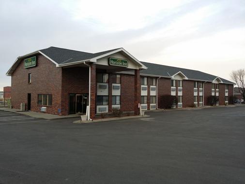 Horizon Inn Motel - Lincoln - Toà nhà