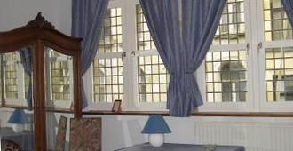Erasmus Hotel - Gand - Camera da letto