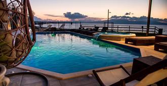 Elia Agia Marina Hotel - Agia Marina - Pool