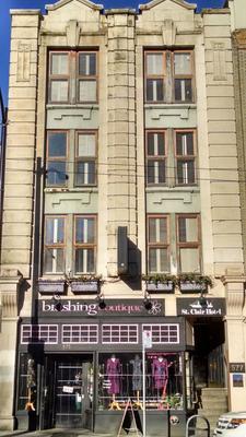 聖克萊爾酒店 - 青年旅舍 - 溫哥華 - 溫哥華 - 建築
