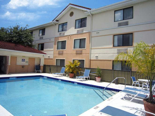 Extended Stay America - Tampa - Airport - Memorial Hwy. - Τάμπα - Πισίνα