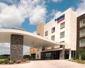 Fairfield Inn & Suites By Marriott Jackson Clinton - Clinton - Budova