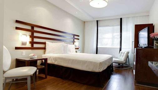 Dorchester Hotel - Μαϊάμι Μπιτς - Κρεβατοκάμαρα