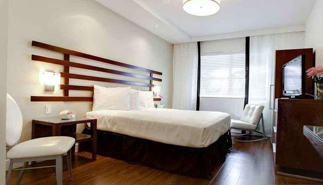 Dorchester Hotel & Suites - Miami Beach - Bedroom