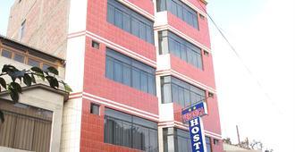 Hostal Residencial Veronica - Tacna - Edifício