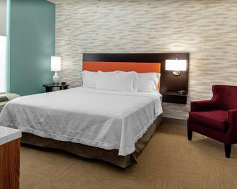 Home2 Suites by Hilton Fayetteville, NC - Fayetteville - Bedroom
