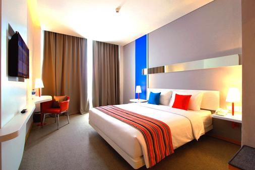 Metro Indah Bandung Hotel - Bandung - Phòng ngủ