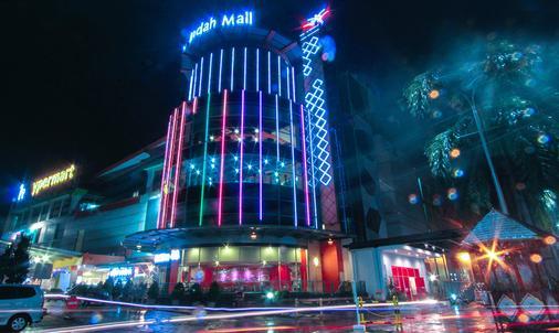 Metro Indah Bandung Hotel - Bandung - Toà nhà