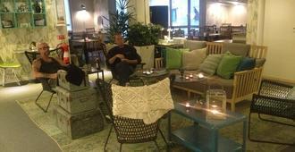 City Stay Uppsala - Upsala - Lounge
