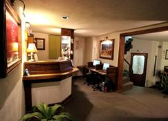 HB Express Hotel - Tlaxcala - Front desk