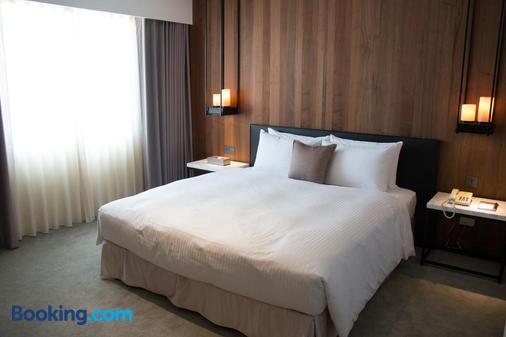WO 飯店 - 高雄市 - 臥室