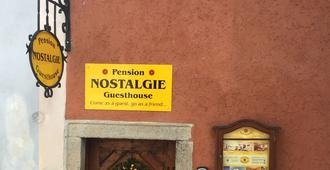 Pension Nostalgie - Český Krumlov - Θέα στην ύπαιθρο