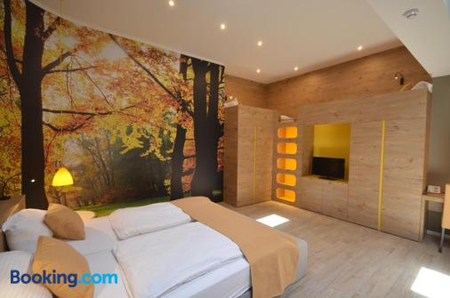 Emonec Hotel - Λιουμπλιάνα - Κρεβατοκάμαρα