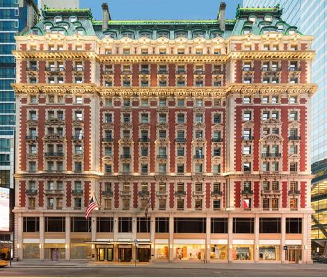 The Knickerbocker - New York - Building