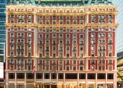The Knickerbocker Hotel - New York - Bangunan