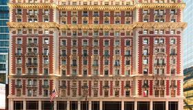 The Knickerbocker Hotel - Νέα Υόρκη - Κτίριο