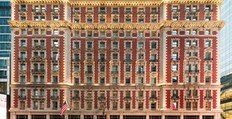 The Knickerbocker Hotel - New York - Building