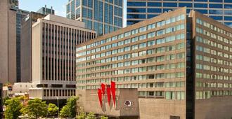 DoubleTree by Hilton Nashville Downtown - Nashville - Edificio