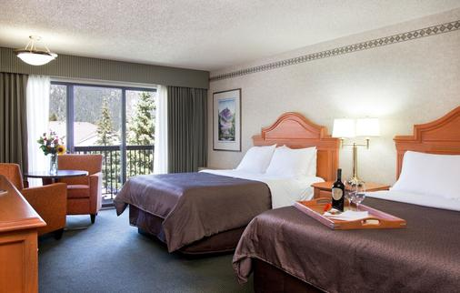 Banff Park Lodge - Banff - Chambre