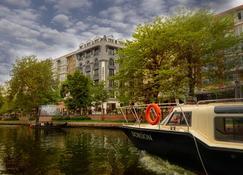 Sennacity Hotel - Eskişehir - Rakennus