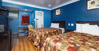Travelodge by Wyndham Sacramento Convention Center - Sác-cra-men-tô - Phòng ngủ