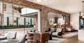 St Charles Coach House Ascend Hotel Collection - ניו אורלינס - טרקלין
