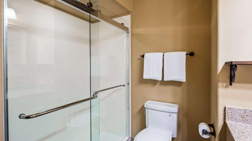Best Western San Isidro Inn - Laredo - Μπάνιο