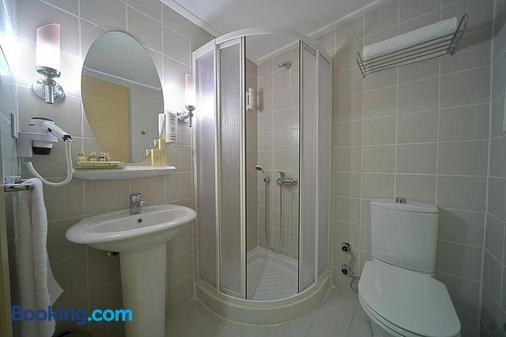 Sv Business Hotel Diyarbakir - Diyarbakır - Bathroom