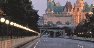 Fairmont Chateau Laurier - Ottawa - Gebäude