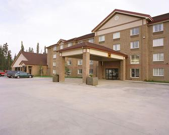Woodlands Inn & Suites - Fort Nelson - Gebäude