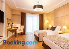 Nidya Hotel Esenyurt - Istanbul - Phòng ngủ