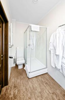Frapolli Hotel - Odesa - Bathroom