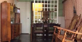 Blueroom & Amparo House - Havana - Dining room