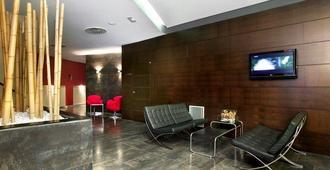 Hotel Silken Gran Teatro Burgos - Burgos - Recepción