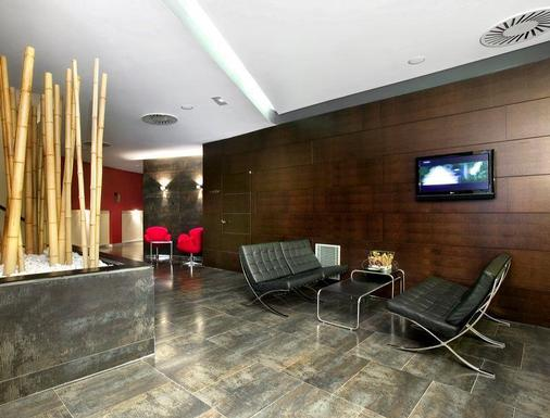 Hotel Silken Gran Teatro Burgos - Burgos - Lobby