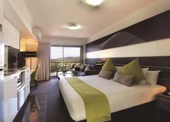 Oaks Townsville Metropole Hotel - Townsville - Slaapkamer