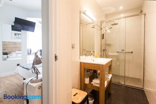 Pensión Aldamar - San Sebastian - Bathroom