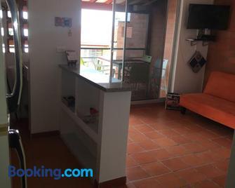 Aparta Sol San Jeronimo - San Jerónimo (Antioquia) - Living room