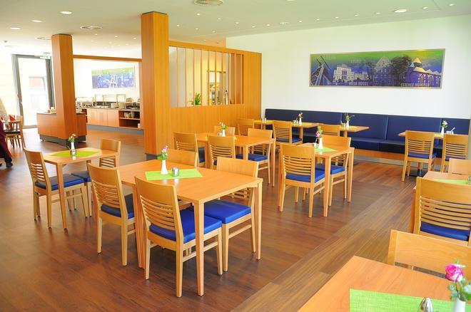 Top Embrace Hotel Franz Essen - Essen - Restaurant