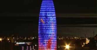 Pullman Barcelona Skipper - Barcelona - Building
