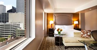 The Sam Houston, Curio Collection by Hilton - Houston - Bedroom