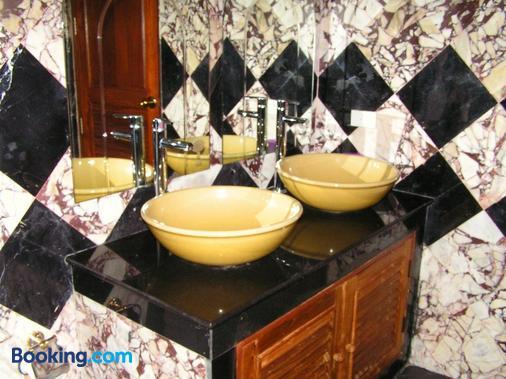 Prince Edouard Apartment & Resort - Patong - Bathroom