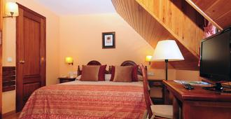 Eth Pomer - Vielha e Mijaran - Schlafzimmer
