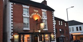 The Kings Head Inn - Warwick - Edificio