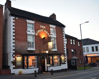 The Kings Head Inn - Warwick - Building