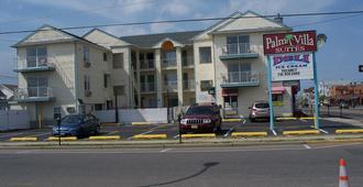 Hotel Charlee Villas By The Beach - Seaside Heights - Building