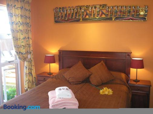 Brown Jug Guest House - Hermanus - Phòng ngủ